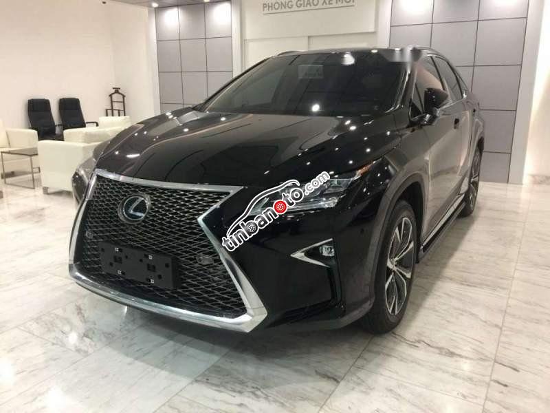 ban oto Nhap khau Lexus RX RX350 2019
