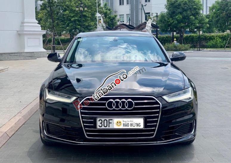 ban oto Lap rap trong nuoc Audi A6  2015