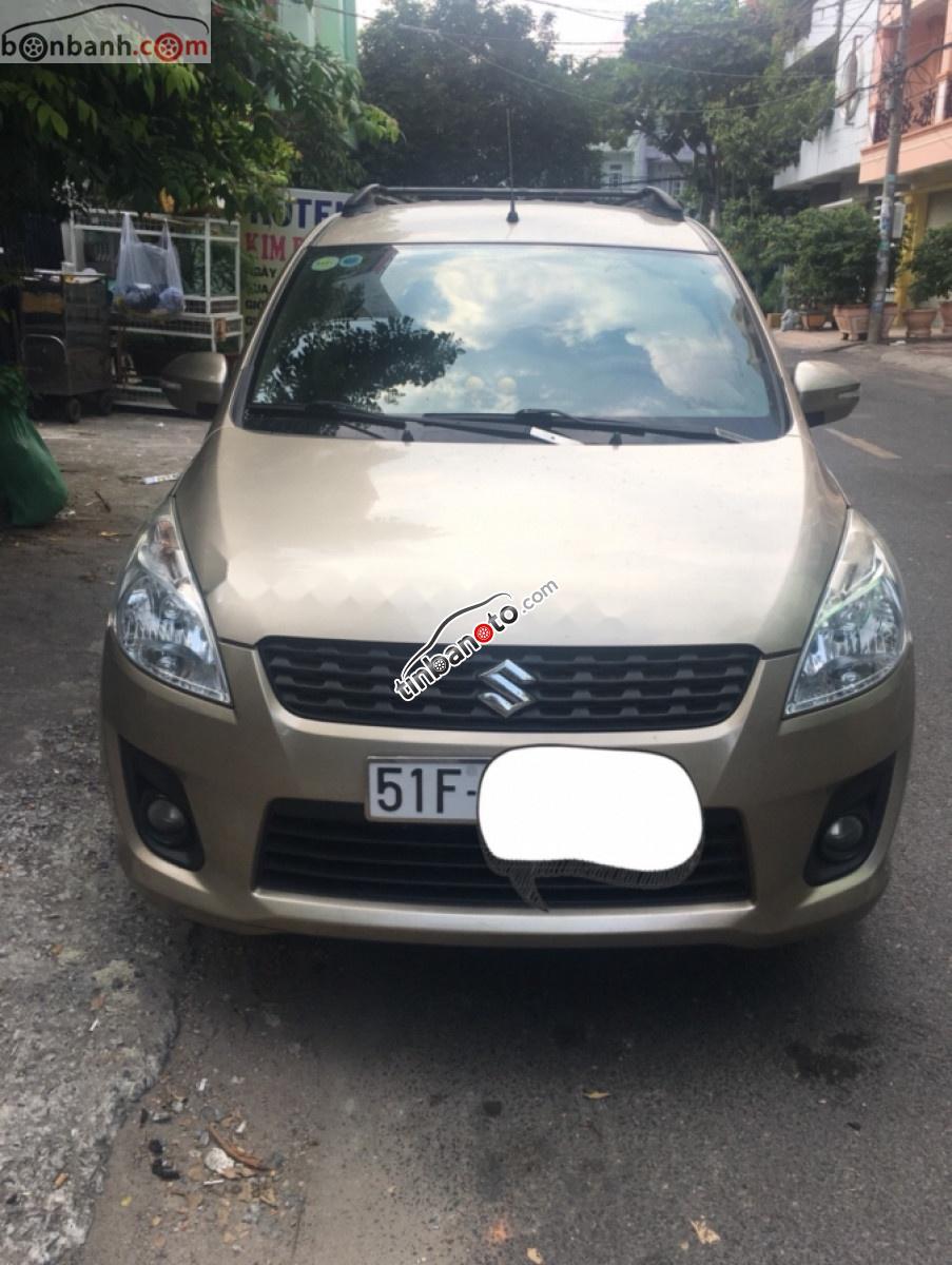 ban oto Nhap khau Suzuki Ertiga 1.4 AT 2015