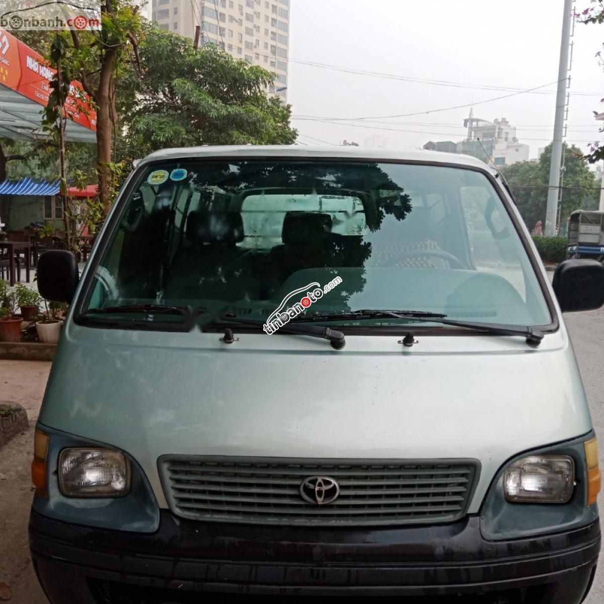 ban oto Lap rap trong nuoc Toyota Hiace Van 2.0 2001