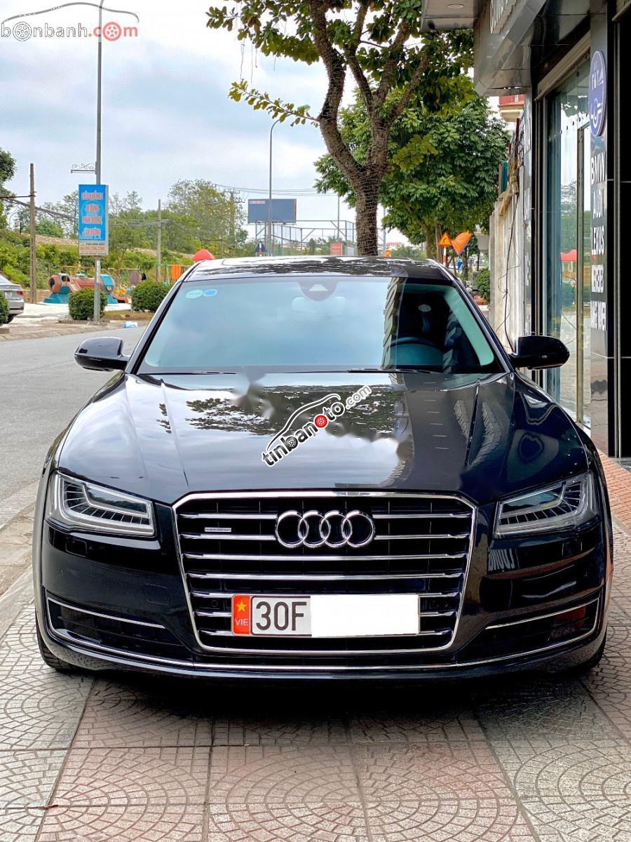 ban oto Nhap khau Audi A8  2015