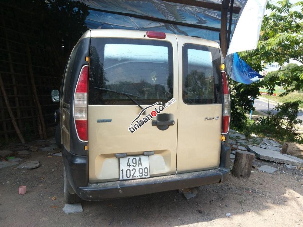 ban oto Nhap khau Fiat Doblo    2011