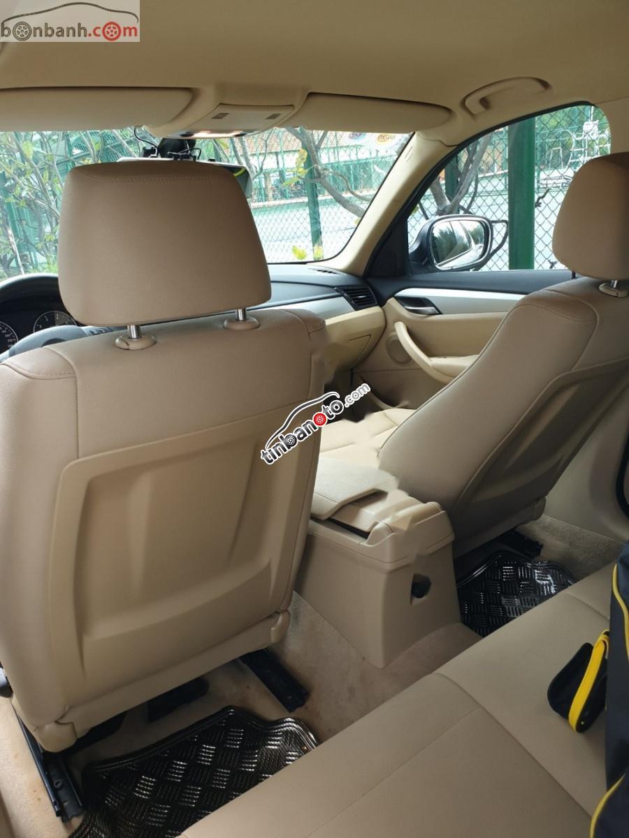 ban oto Nhap khau BMW X1 sDrive18i 2011