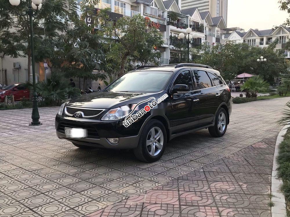 ban oto Nhap khau Hyundai Veracruz   2008