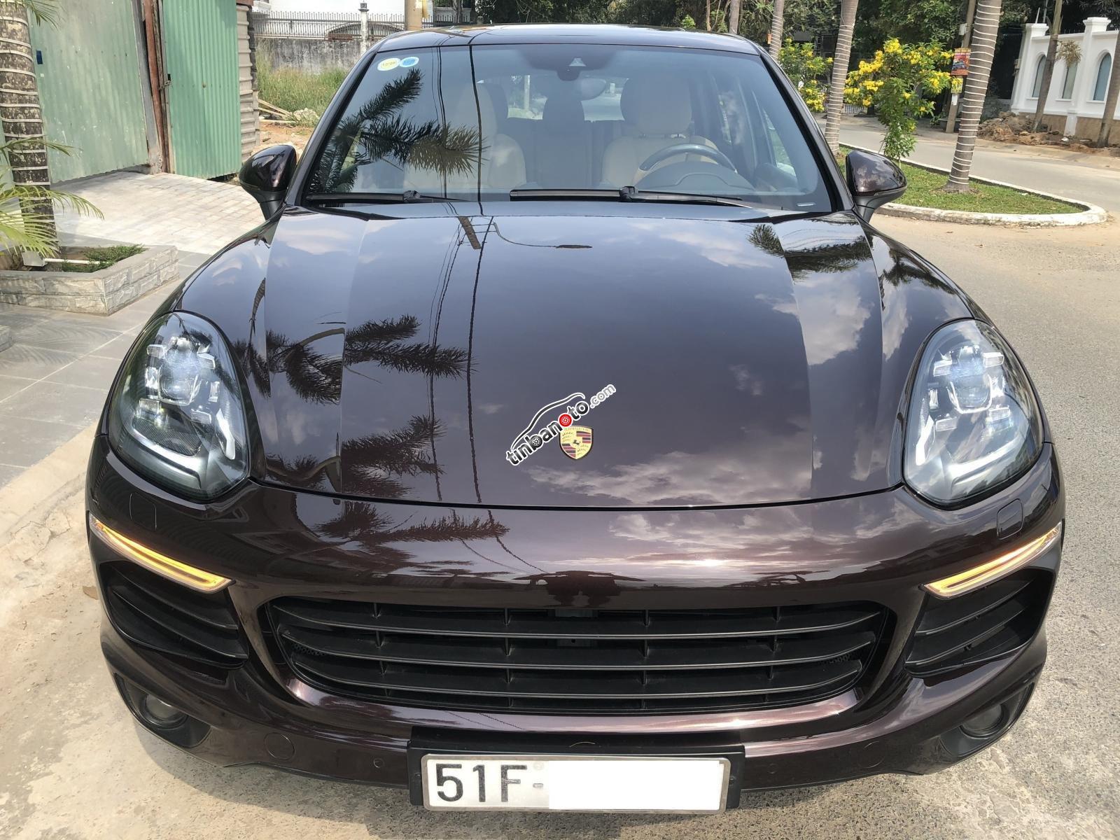 ban oto Nhap khau Porsche Cayenne  3.6 V6  2015