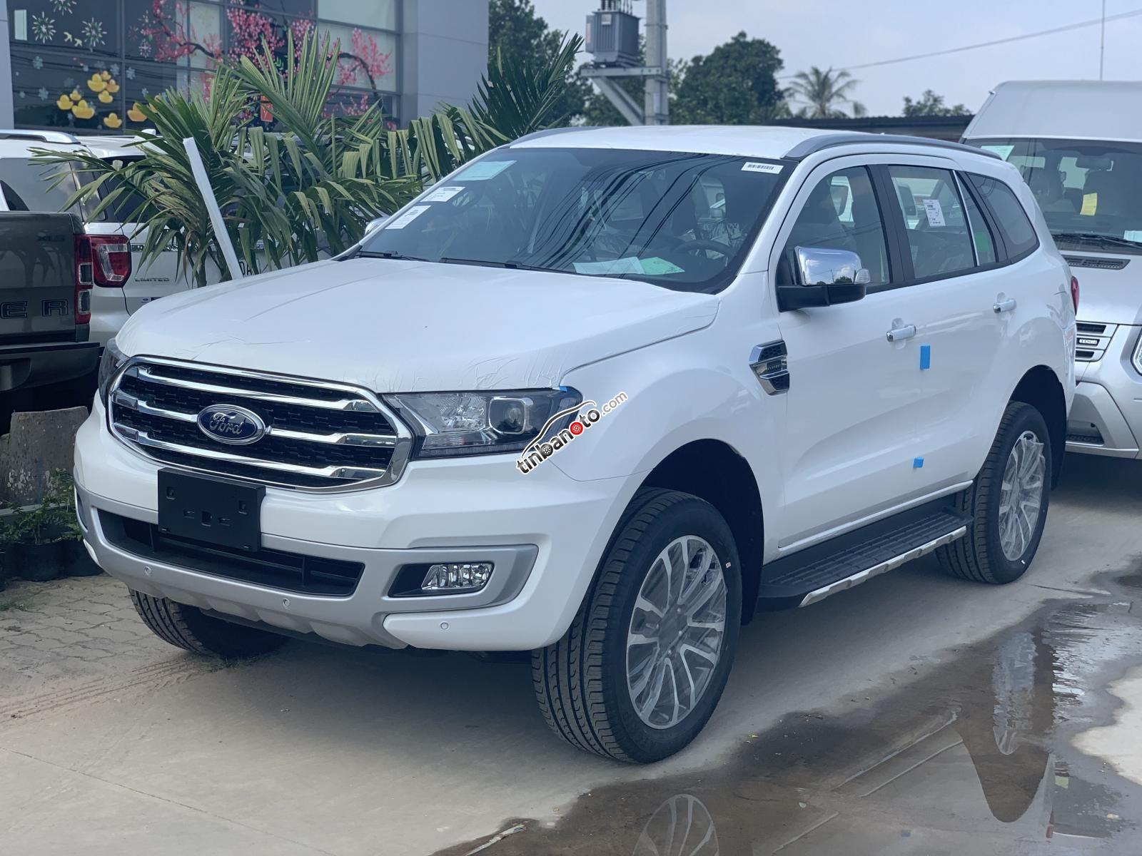 ban oto Nhap khau Ford Everest Titanium 2.0L 2019
