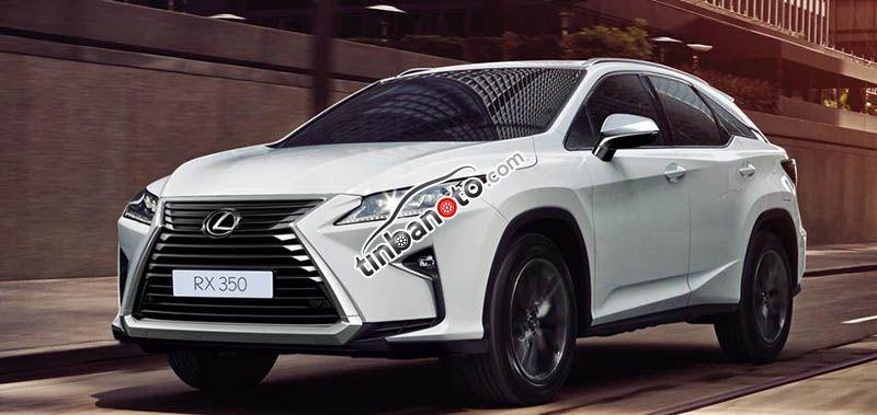 ban oto Nhap khau Lexus RX   350   2019