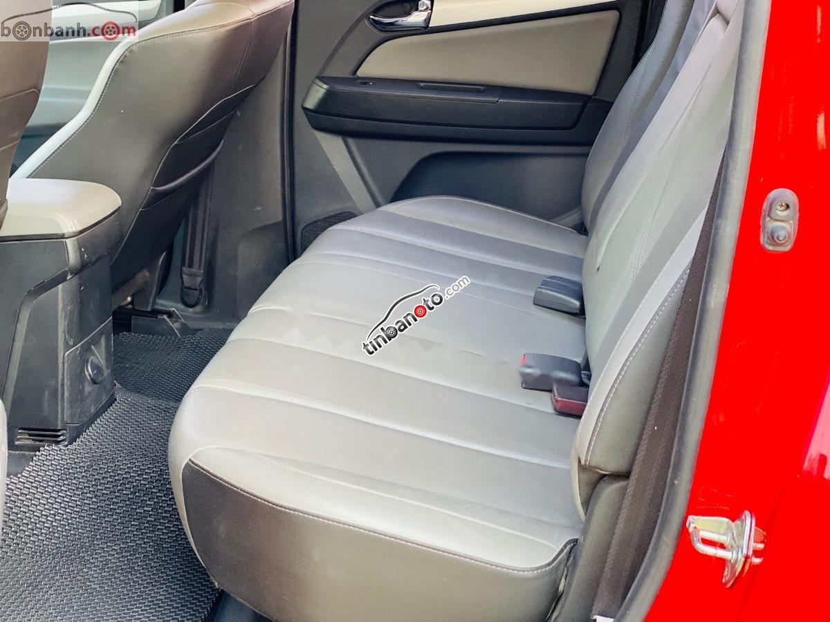 ban oto Nhap khau Chevrolet Colorado Ltz 2017