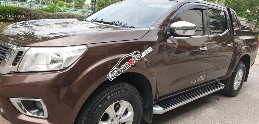 ban oto Nhap khau Nissan Navara  EL 2.5 AT 4×2  2017