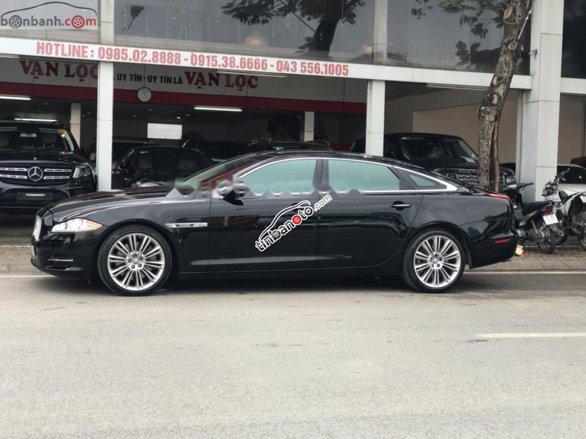 ban oto Nhap khau Jaguar XJL XJ series  5.0 Supercharged 2011