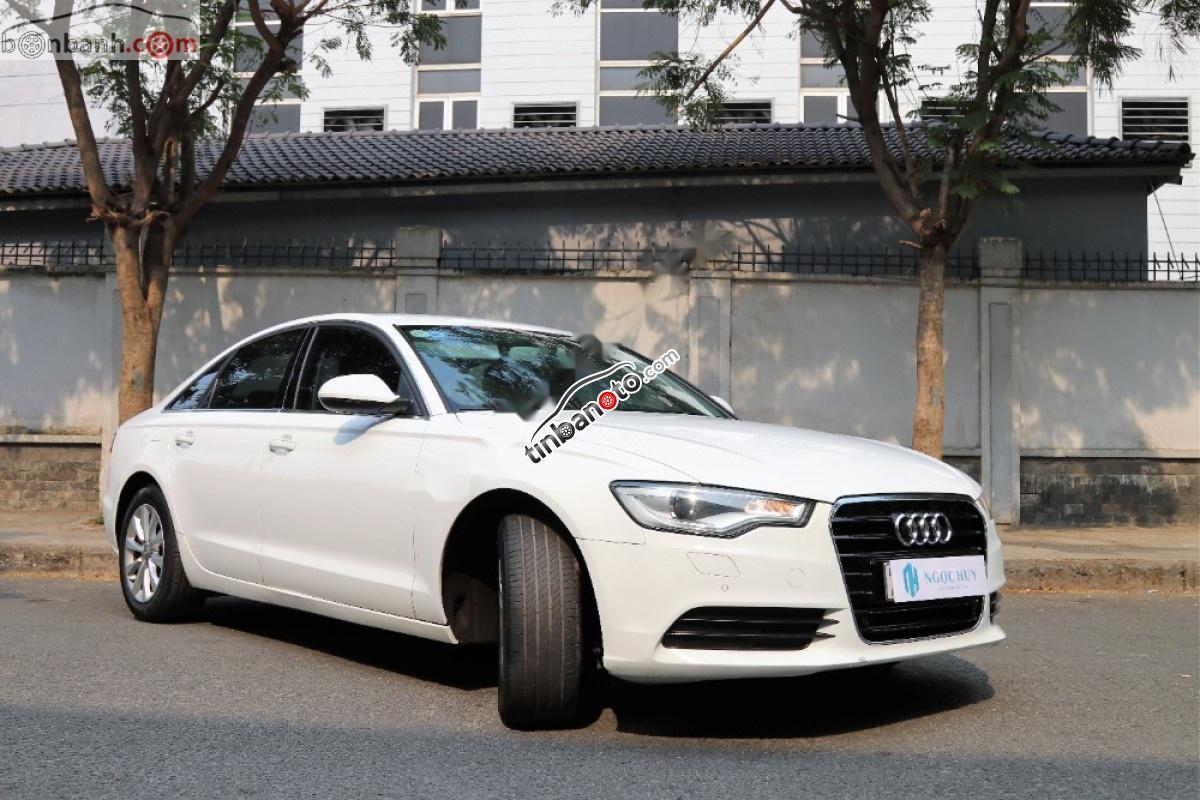 ban oto Nhap khau Audi A6 2.0T 2013