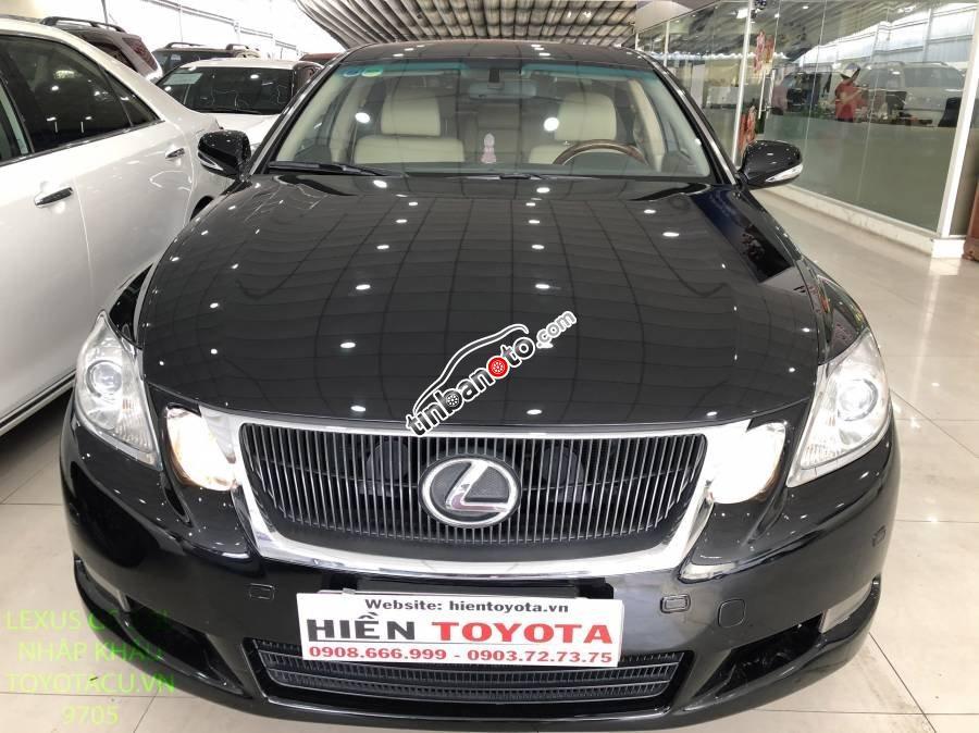 ban oto Nhap khau Lexus GS  3.5L  2010