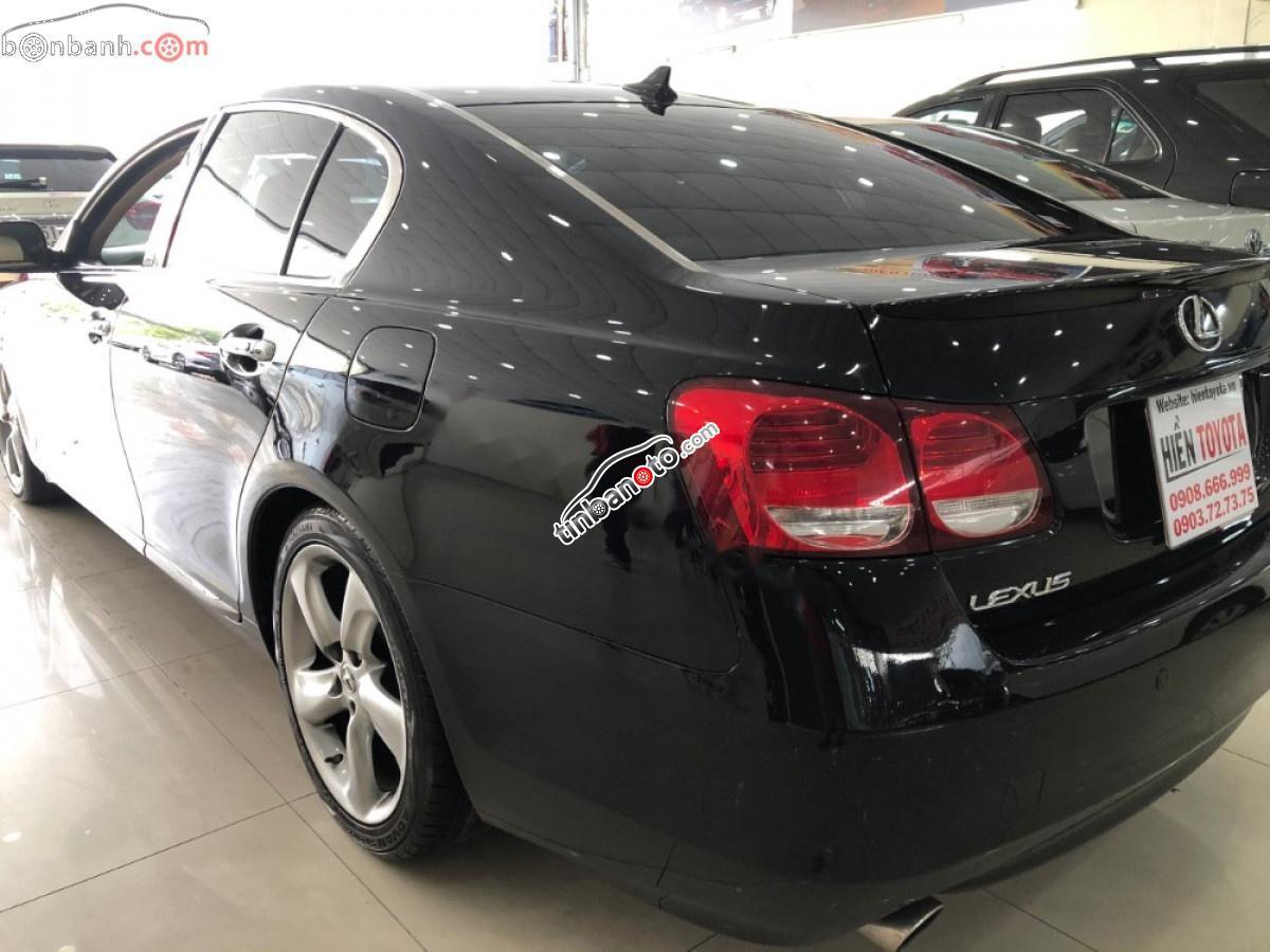 ban oto Nhap khau Lexus GS   2010