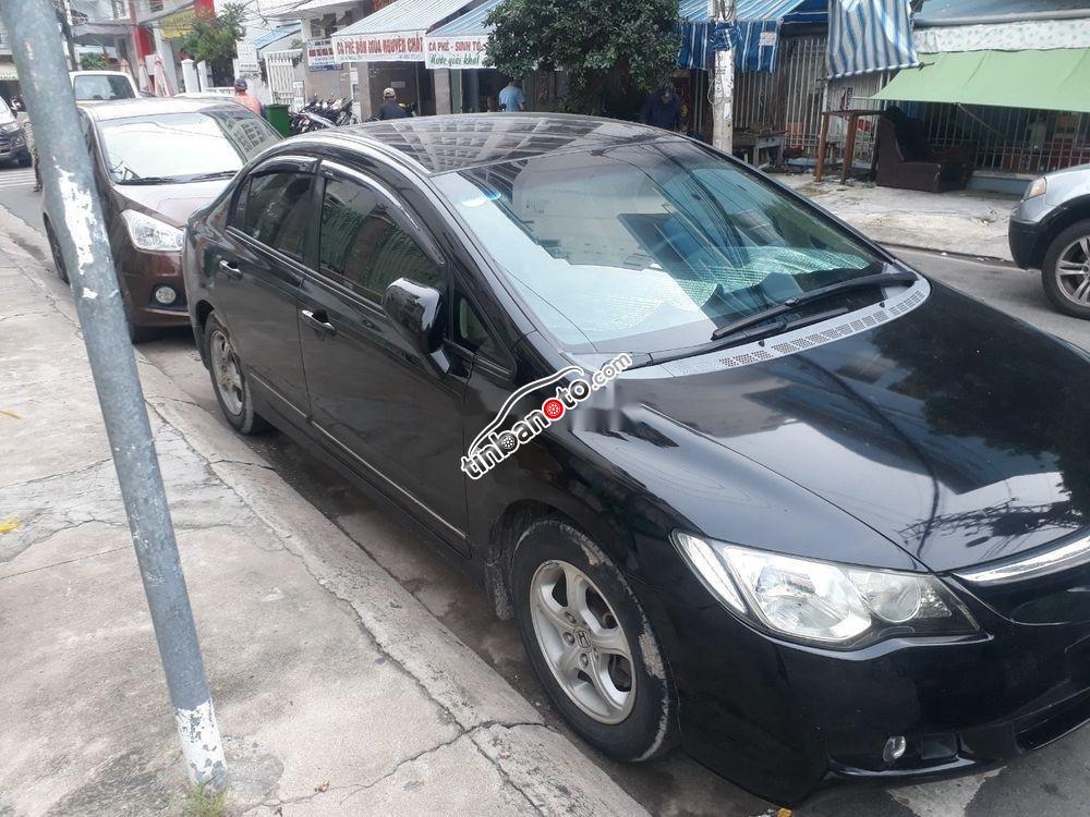 ban oto Nhap khau Honda Civic  2007