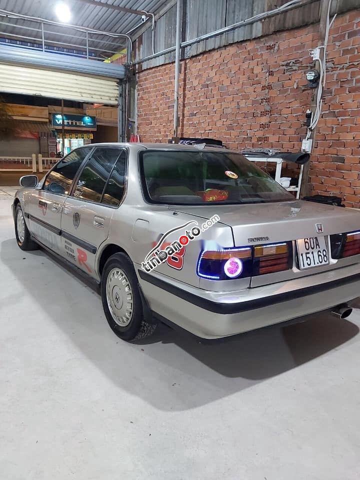 ban oto Nhap khau Honda Accord  1991