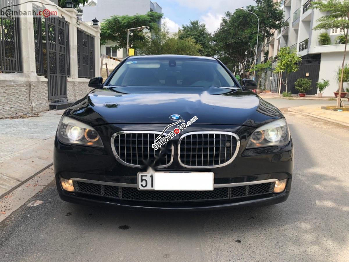 ban oto Nhap khau BMW 7 Series  2013