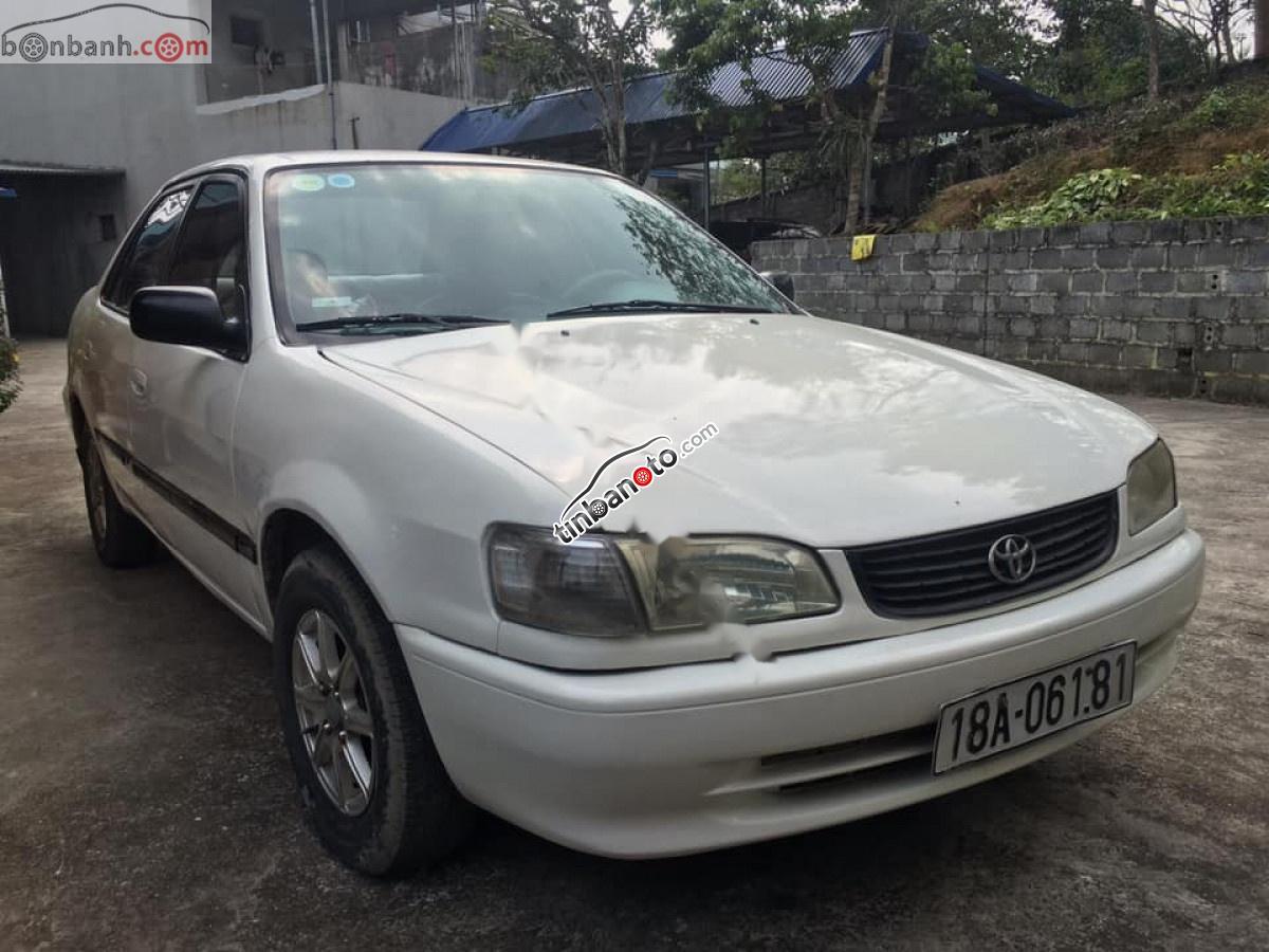 ban oto Lap rap trong nuoc Toyota Corolla  2000
