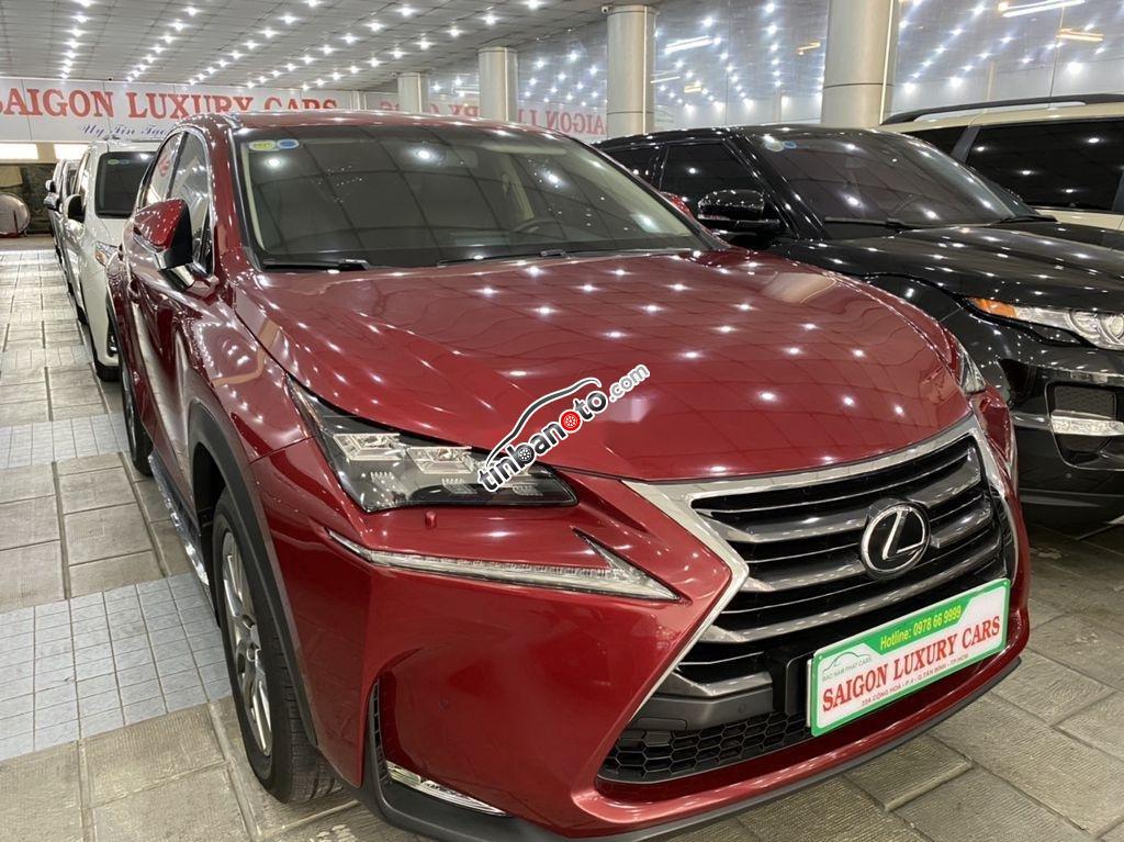 ban oto Nhap khau Lexus NX    2016