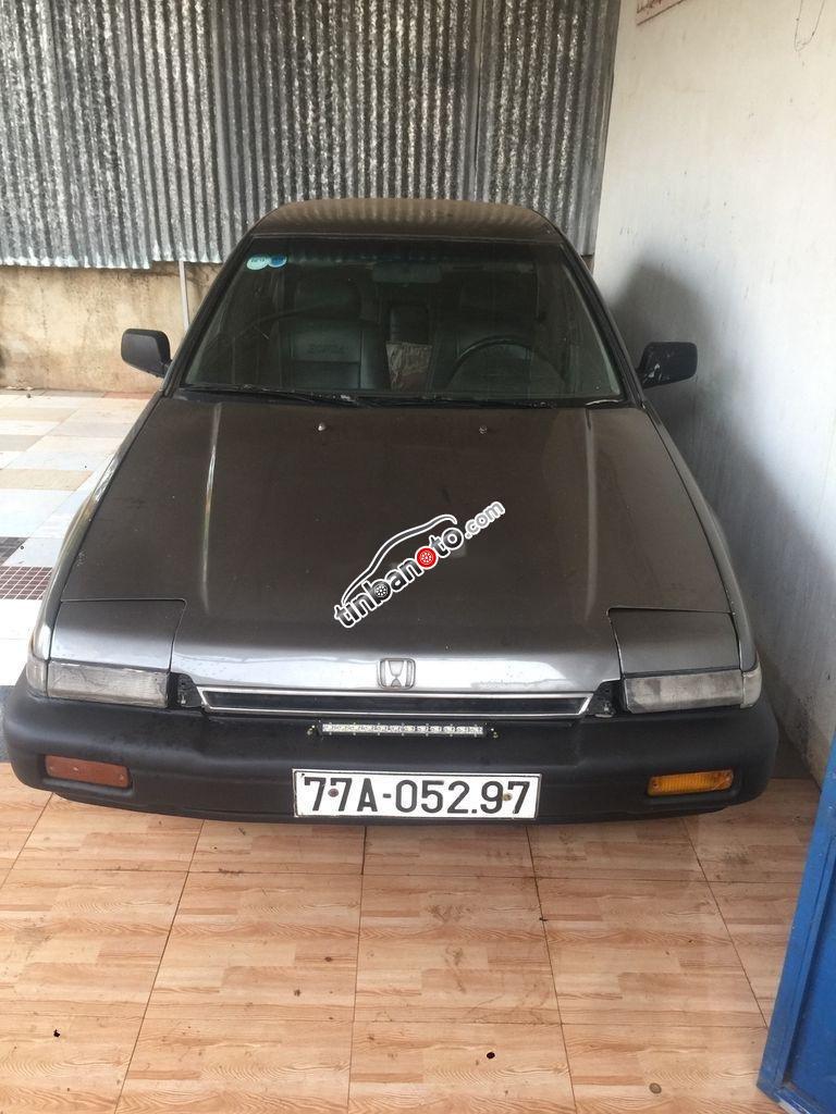 ban oto Nhap khau Honda Accord  1988