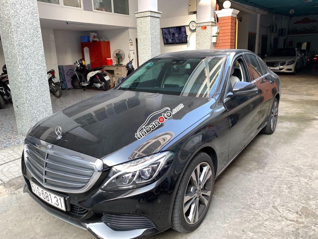 ban oto Lap rap trong nuoc Mercedes-Benz C class  C250  2017