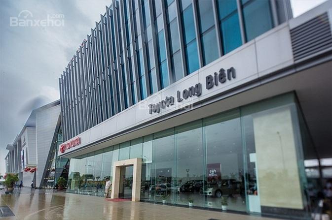 Toyota Long Biên